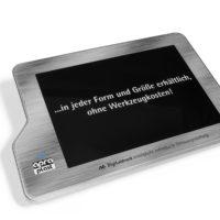 Bild: Beispielprodukt INKUG Fräs-/Biegetechnik