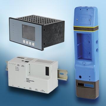 Beispielprodukte zur Kunststoff-Spritzgusstechnik