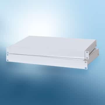EMV-Einschub in zweifacher Ausführung