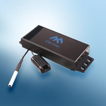 Zutrittskontroll- und Monitoring-System EMI-One mit angeschlossenen Sensoren