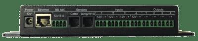 Rückansicht des Zutrittskontrolle und Monitoring-Systems EMI-One