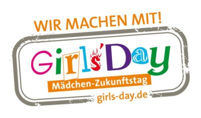 Logo vom Girls' Day